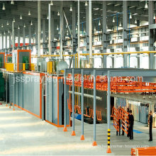 Spl Powder Coating System Line