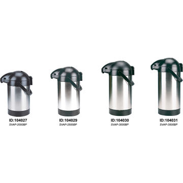 Aço inoxidável de alta qualidade isolado Airpot Svap-2000bp