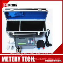 SD USB data memory ultrasonic water heat flow meter