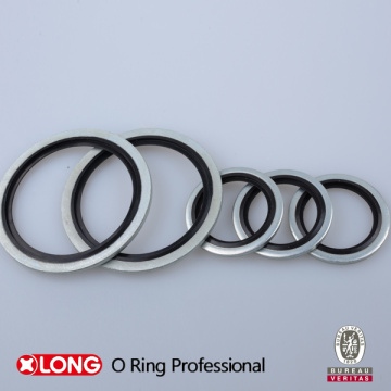 FKM Bsp Size Bonded Seal for Dynamic Seal