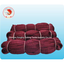 Nylon Multi Fish Net avec couleur marron