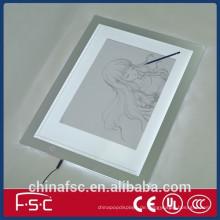 DC12V Acrylplatte A3 Zeichnung & Schreibtafel