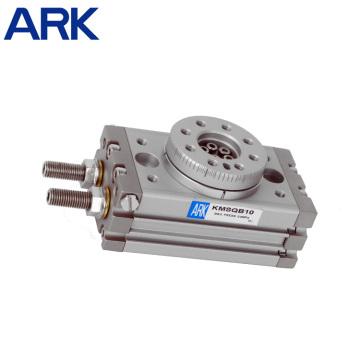 Pneumatische Zylinderklemmdrehantriebe