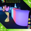 Compteur de bar portatif LED pour restaurant