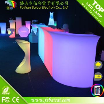 Portable LED Bar Counter for Restaurant