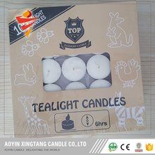 Hadiah Liburan Colorful Tealight Candle