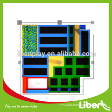 5 years warranty Made in China indoor trampoline park equipment                                                     Quality Assured