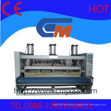 Advanced Complete Automatic Fabric&Leather Embossing Machinery