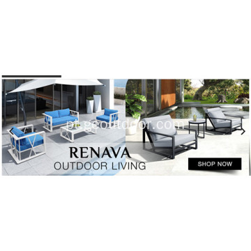 2019 modern outdoor furniture sofa set
