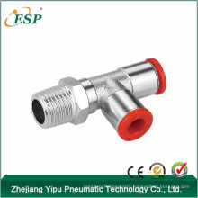 zinc compression NPT fittings
