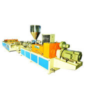Multilayer Plastic Sheet Extrusion Line , Roofing Tile Making Machine