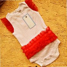Children'S Baby Jumpsuit Sweat-Absorbent Cotton Comfortable