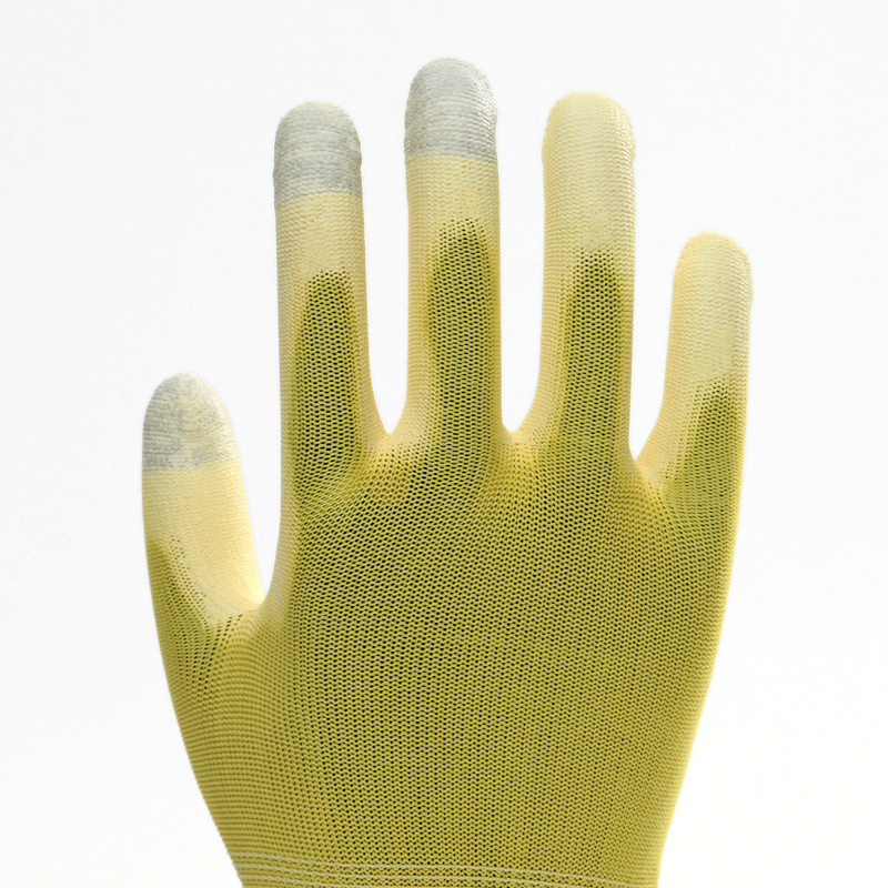 Three Fingers Touch-Screen Safety Gloves