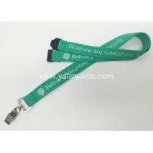 Customizable Neck Lanyard Polyester Lanyard