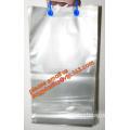 HDPE Blocked Bags, wicket bag for supermarket fruit and vegetable package, WICKET PE PRINTED FOOD BAG, wicket opp clear bags