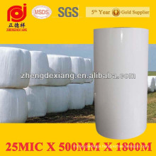 High Quality UV Agriculture Bale Silage Stretch Film-25micx750mmx1500m/25micx500mmx1800m