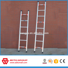 single side aluminum ladder,ladder frame scaffolding, scaffolding ladder clamp