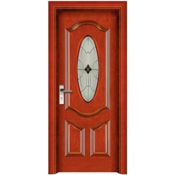 portes vitrées en bois