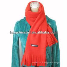 пользовательские бахрома флисовый шарф