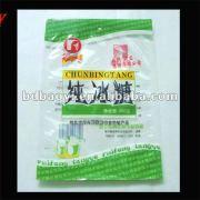 Hot sale food plastic packaging bags for sugar