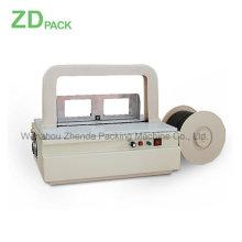 Mini automatische Umreifungsmaschine / elektrische verbindliche Maschine Zd-08