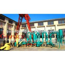 Machine de séchage à la scie pour la ligne de production de briquettes