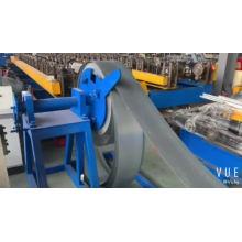 Máquina formadora de rolo para moldura de porta galvanizada