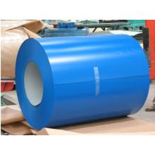 1100, 3003, 3004 color cubrió la bobina de aluminio de PE/PVDF