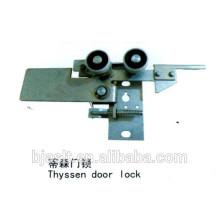 Porta de elevador para peças de elevador