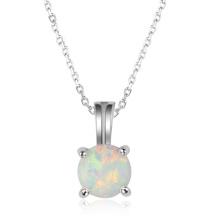 Opal Stone Hot Sale Popular Jewelry Opal Pendant for Women