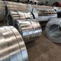Bande d'acier galvanisé de qualité