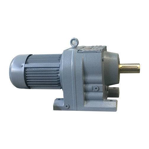 Helical+Speed+Reducer+Gearbox+For+Bending+Machine