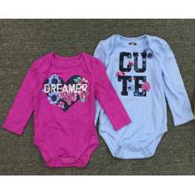 Moda bebê Bodysuits em boa venda
