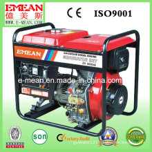 2W/3W/5W, Petrol Power Open Diesel Generator Set (CE)
