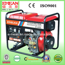 2W / 3W / 5W, grupo de gerador diesel aberto do poder da gasolina (CE)
