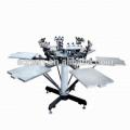 Hochwertige T-Shirts Siebdruckmaschine