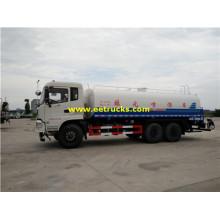 10 Wheel 15000L Sprinkler Water Tankers