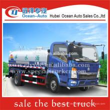 SINOTRUK HOWO 5000L Diesel-Straßentanker Tankwagen Verkauf