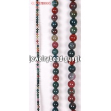 Natural Indian agate jewelry beads