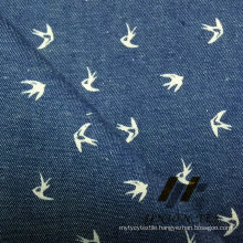 100% Cotton Print Denim (ART#UTX80609)