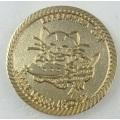 Armée militaire avec monnaie souple en logo d'émail (GZHY-YB-004)