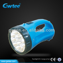 1200MAH 15 led hand searchlight