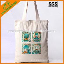 Bolsa de algodão de gama alta para a promoção