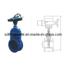 Válvula de portão elétrica da construção naval (FX-Z9 / 545-10 / 16Q)