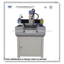 Pequeña máquina de fresado CNC en venta, cuerpo de hierro fundido todo, 400 * 400 m m