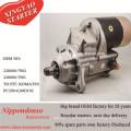 24V 4.5kw 10t Gear Reduction Starter para Escavadora Komatsu 228000-7902
