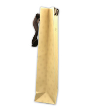 Brown Wine Bottle Paper Bag Gift Packing