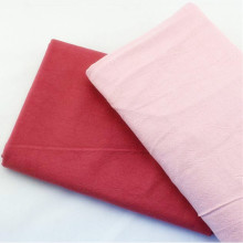 Tissu de coton rond lavé à 100% en coton