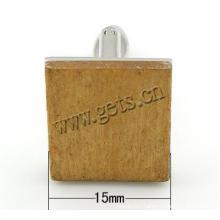 Gets.com brass yacht cufflinks