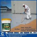 for bathroom colorful two component PU waterproof coating